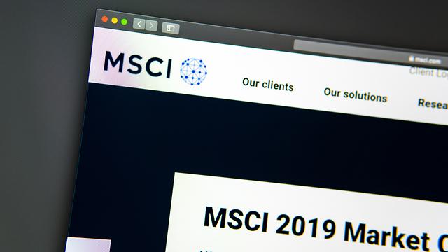 מדד MSCI האירופי (צילום: shutterstock)