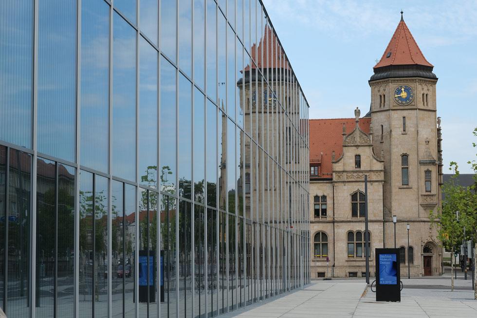 חזית המוזיאון, שנחנך אחרי תחרות שמשכה מאות אדריכלים מהעולם (צילום: Sean Gallup/GettyimagesIL)