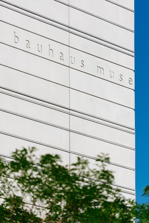 המוזיאון החדש, בתכנונה של האדריכלית הברלינאית הייקה הנדה (צילום: Candy Welz, Klassik Stiftung Weimar)