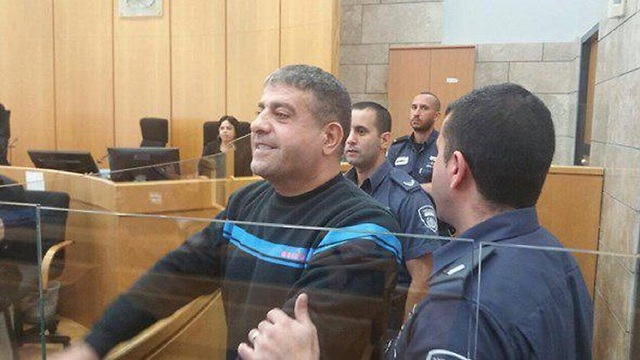 Сидки аль-Макт в зале суда. Фото: архив