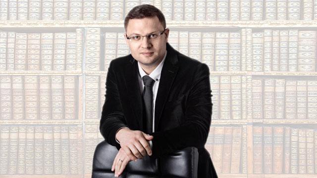 Адвокат Алекс Зернопольский. Фото из личного архива