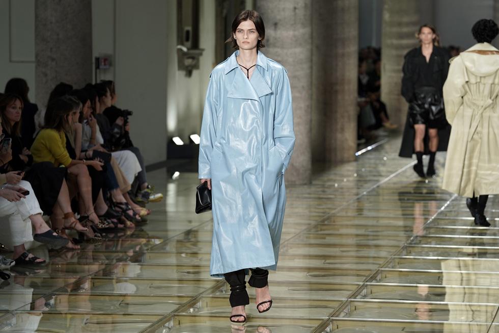 תצוגת אופנה של בוטגה ונטה, הזוכה הגדול של הערב עם ארבעה פרסים למעצב דניאל לי (צילום: Vittorio Zunino Celotto/GettyimagesIL)