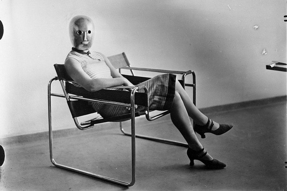 צילום: Erich Consemüller, Bauhaus-Archiv Berlin/ © Dr. Stephan Consemüller