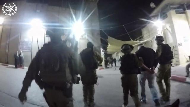 Арест активистиов Исламского государства в Иерусалиме, декабрь 2019 года. Фото: пресс-служба полиции