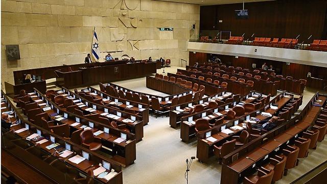 כנסת ישראל (צילום: עמית שאבי)