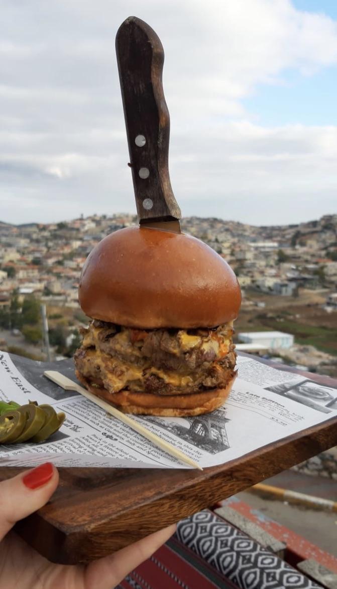 המבורגר של מר בורגר ()
