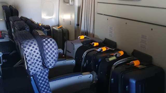 11 מזוודות  (צילום: איתמר אייכנר)