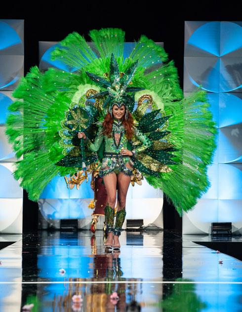 מיס קנדה  (צילום: Patrick Prather, Miss Universe)