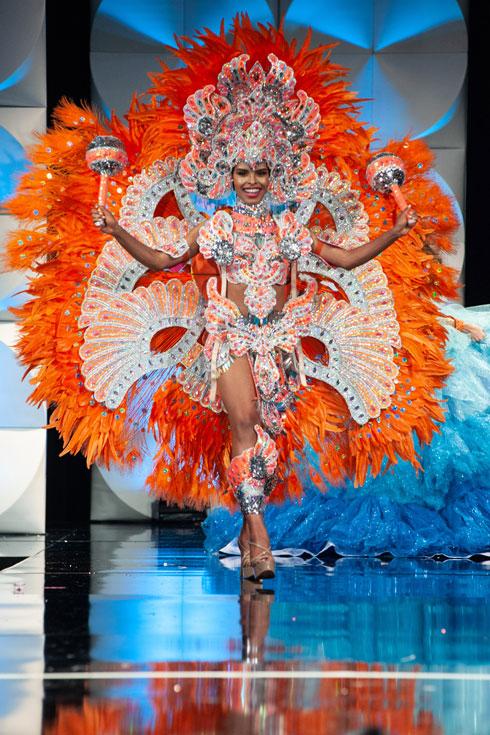 מיס האיטי  (צילום: Patrick Prather, Miss Universe)
