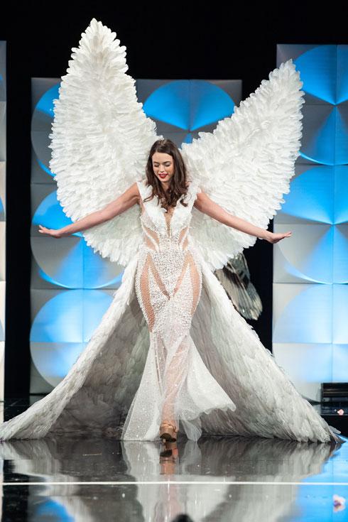 מיס פולין  (צילום: Patrick Prather, Miss Universe)