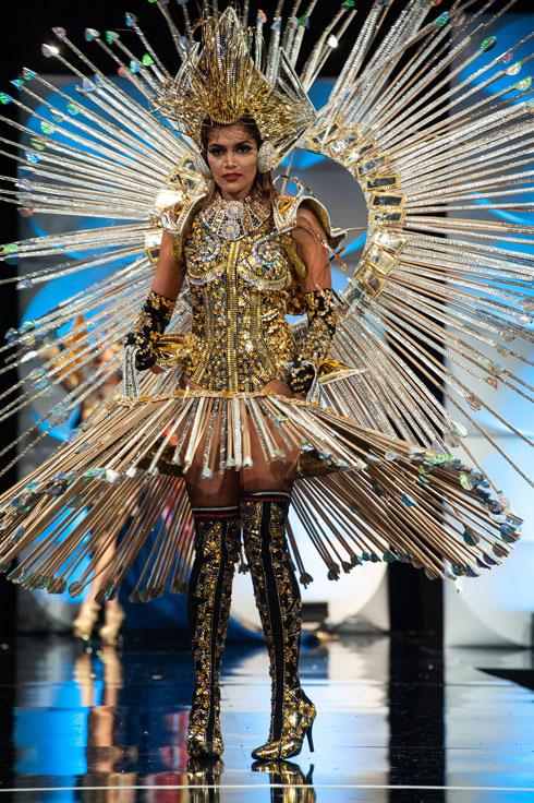 מיס פנמה  (צילום: Patrick Prather, Miss Universe)