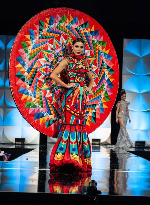 מיס קוסטה ריקה  (צילום: Patrick Prather, Miss Universe)