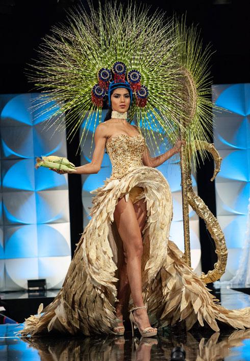 מיס הונדורס  (צילום: Patrick Prather, Miss Universe)