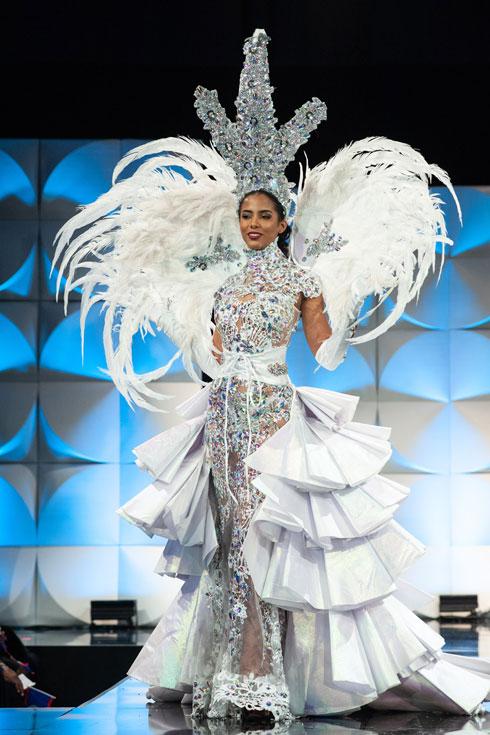 מיס ג'מייקה  (צילום: Patrick Prather, Miss Universe)