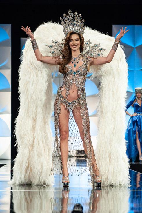 מיס ארגנטינה  (צילום: Patrick Prather, Miss Universe)