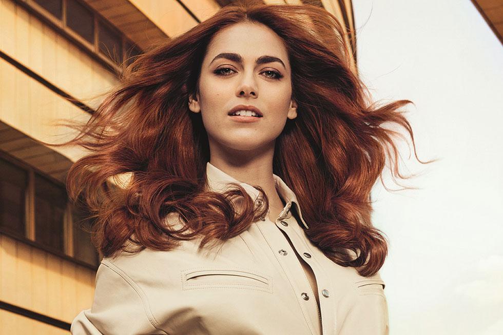 שלל חומרים טבעיים מככבים עכשיו במוצרי השיער החדשים. לוריאל אלביב