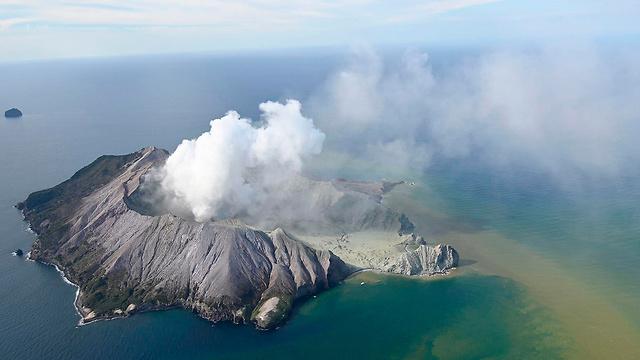 הר הגעש (צילום: AP)