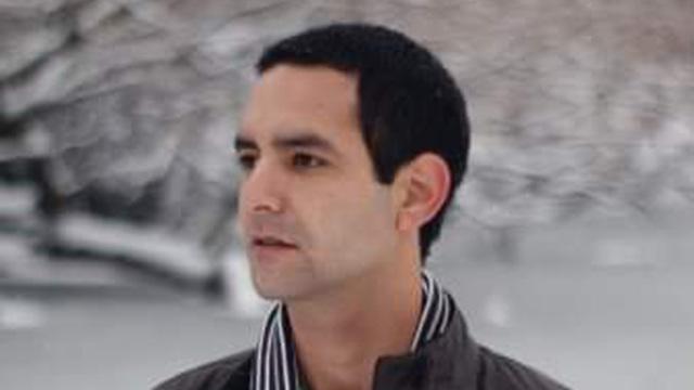 אדם אלגריסי  (צילום: דן גרשוני)