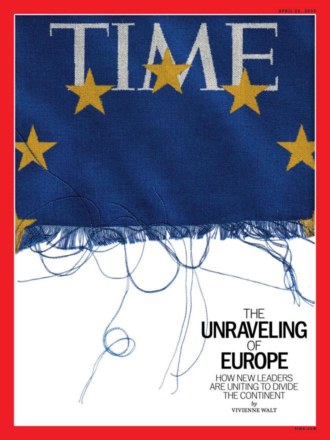 כוכבים בחוץ. כיצד אירופה נפרמת
