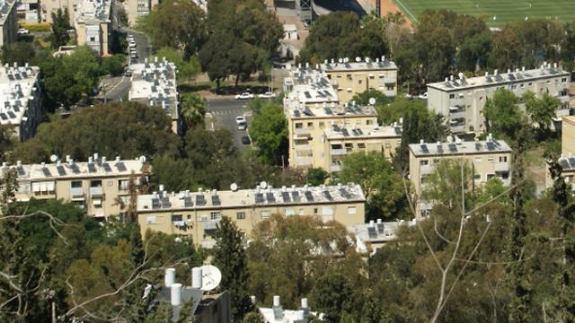 קריית אליעזר, חיפה (צילום: shutterstock)