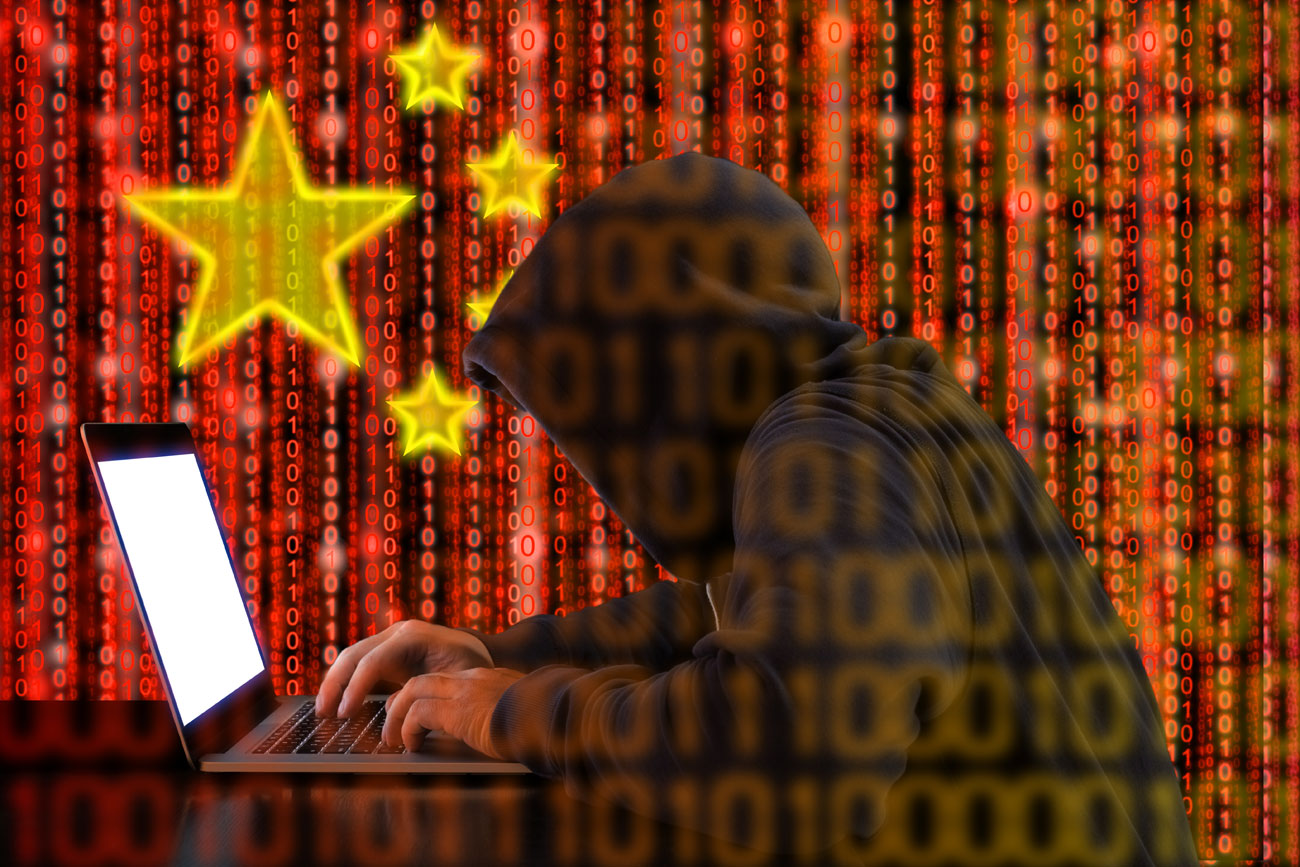 פרויקט העשור סין האקרים (צילום: shutterstock)