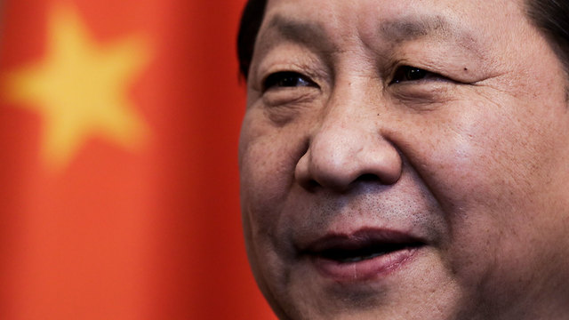 פרויקט העשור סין שי ג'ינפינג (צילום: AP)