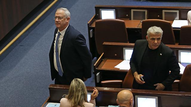 מליאת הכנסת (צילום: אלכס קולומויסקי)