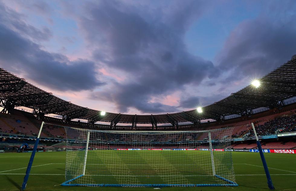 אצטדיון סן פאולו (צילום: getty images)