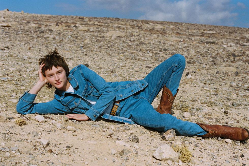 אתא. מכירה ליום אחד להשקת קולקציית הג'ינס החדשה  (צילום: דודי חסון)