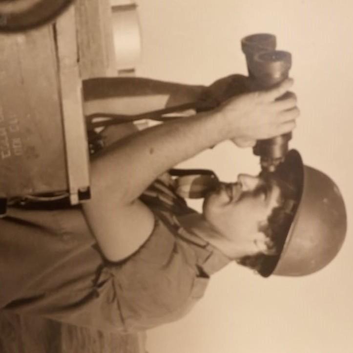 דוד שטיין | צילום: מתוך האלבום הפרטי