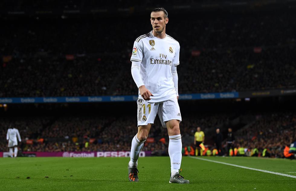 ברצלונה נגד ריאל מדריד (צילום: Getty Images)