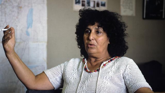 גאולה כהן  (צילום: דוד רובינגר)