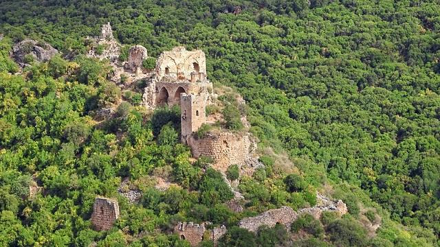 מבצר המונפור  (צילום: shutterstock)