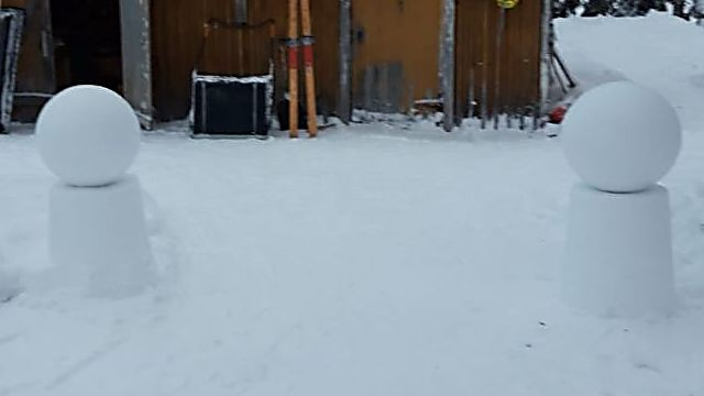 חג שמח מפינלנד  (צילום: איילת וטבו אהונן )