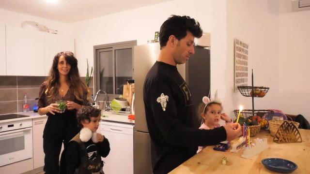 משפחת גרף (צילום: שמיר אלבז)
