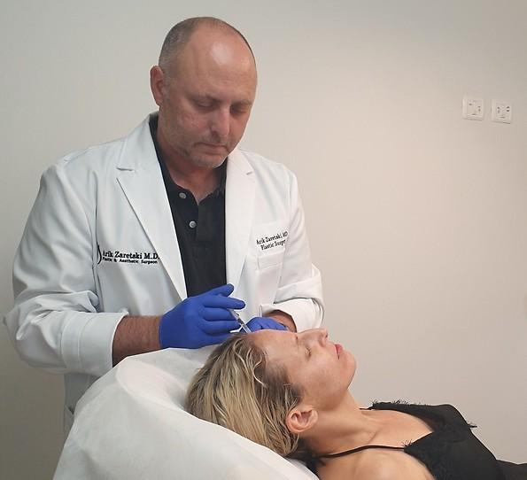 """ד""""ר אריק זרצקי. איך לשמור על העור"""