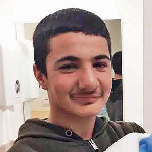 עומרי אבו־ג'נב בן 16 שנהרג בשבוע שעבר כשנסחף במים באזור ירכא