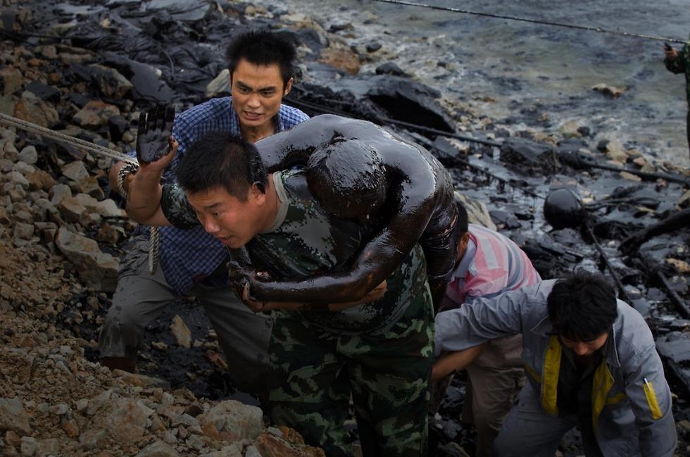 (צילום:  Lu Guang / Greenpeace)