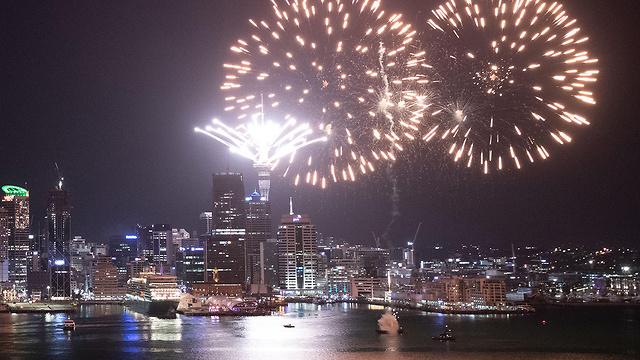 חגיגות שנה חדשה 2020 (צילום: gettyimages)