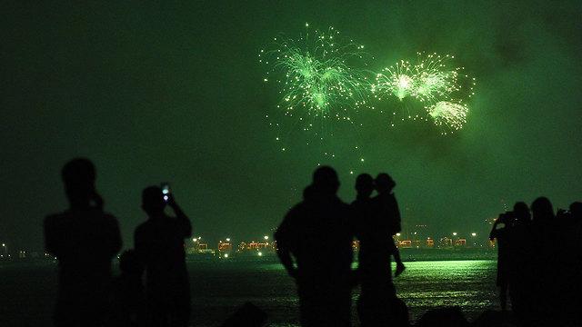 חגיגות השנה החדשה 2020 סרי לנקה (צילום: AFP)