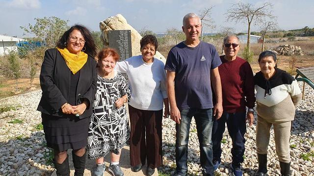 70 שנה לתאונה האווירית שבא נהרגו 28 ילדים יהודיים מתוניס, שהיו אמורים לעלות לארץ ישראל (צילום: אסף קמר)