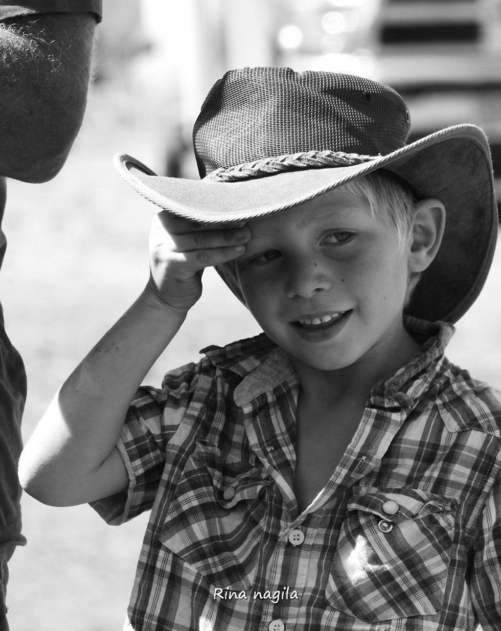 ירדן פרידמן בן ה-5 שנהרג היום בעת רכיבה על סוס  ()