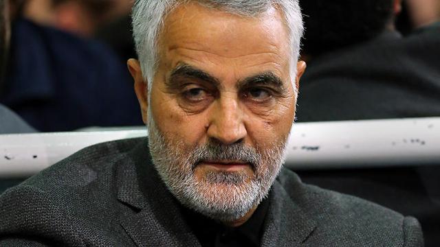 Генерал-майор Касем Сулеймани. Фото: AFP