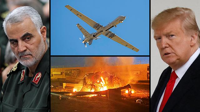 Противостояние США и Ирана. Фото: ФАЗ, МСТ