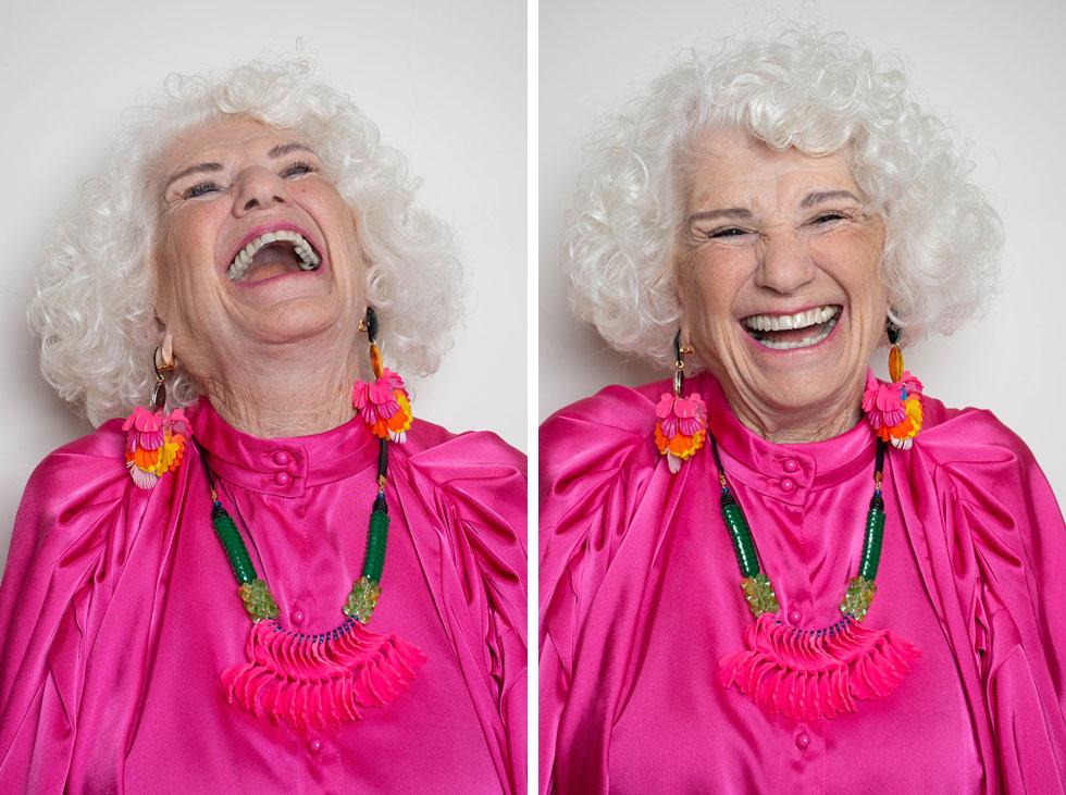 """""""גיליתי שבצילום יש פן מאוד טיפולי ואני רואה את זה היום בעבודה שלי עם נשים"""". הפקת האופנה עם אלה זקס (צילום: נעם בן גוריון)"""