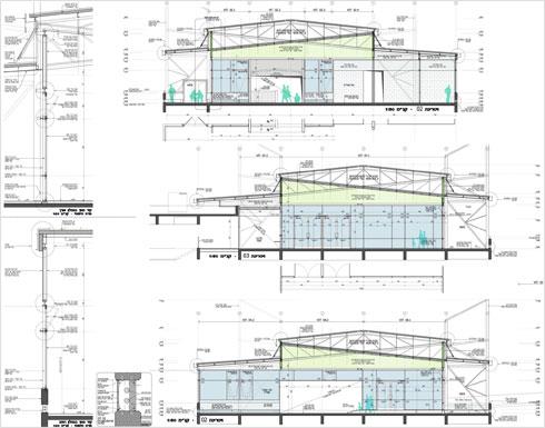 תוכניות החידוש של משרד האדריכלים אמסטרדם בן-נון (תוכנית: אמסטרדם בן-נון אדריכלים)