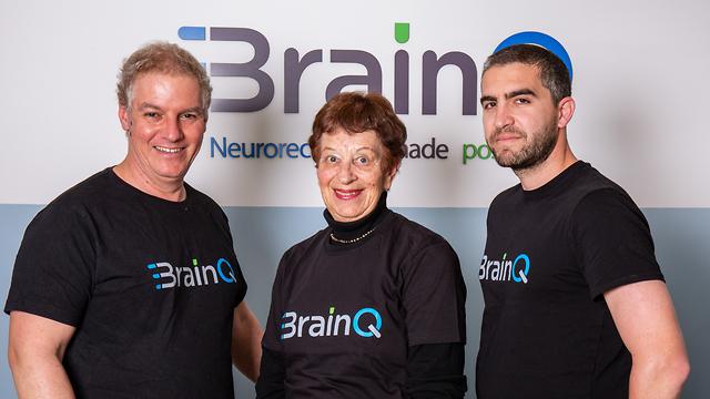 הכירו את BrainQ (צילום: BrainQ)