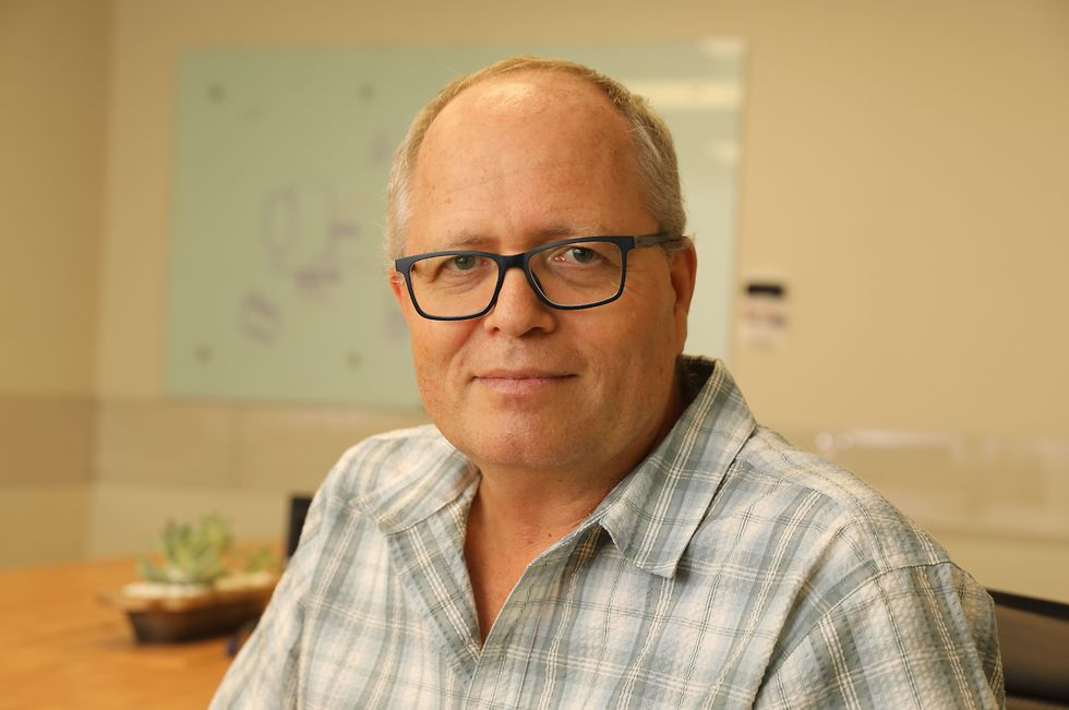 פרופ' אבנר רוטשילד (צילום: דוברות הטכניון)