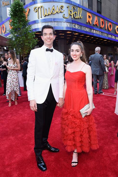 """מולייני עם אשתו, אנהמארי טנדלר. """"הרגשתי שאני יוצא מכלל שליטה"""" (צילום: Jenny Anderson/GettyimagesIL)"""