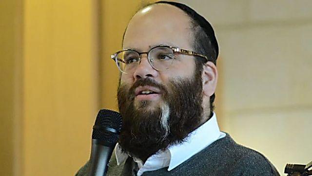 הרב אברהם ברודיאנסקי  (ארכיון בית מדרש ברקאי חיספין)